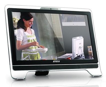 Computer All-in-one Toshiba DX1210: caratteristiche e prezzi