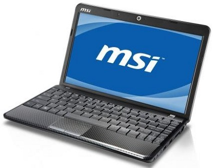 MSI Wind U250: nuovo netbook elegante e leggero da trasportare. Caratteristiche tecniche e dotazioni