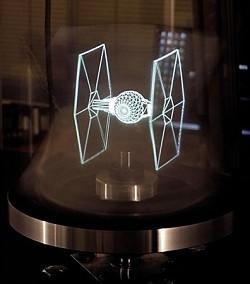 Un monitor che visualizza immagini tridimensionali? Possibile mediante la tecnologia olografica del Siggraph 2007.