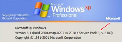 Service Pack 3 per il sistema operativo Microsoft Windows XP: imminente il rilascio che render?á XP molto simile a Vista