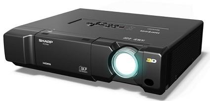 Video proiettore Sharp XV-Z17000: caratteristiche in anteprima