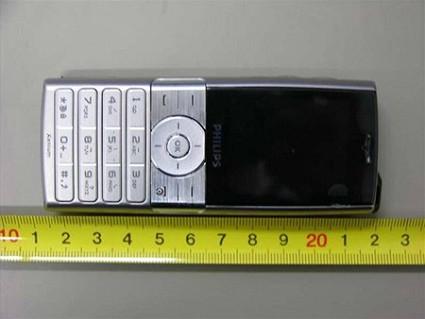 Il cellulare con batteria ad autonomia più alta è il Philips Xenium 9@9k
