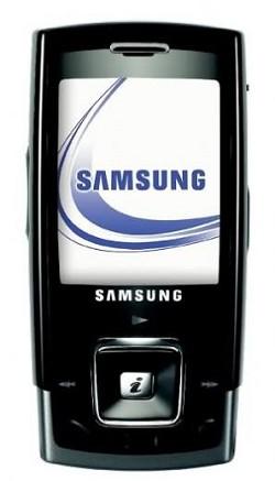 Nuovo cellulare Samsung SGH-i550: GPS integrato, ampio schermo e Symbian S60. Supporto UMTS e HSDPA