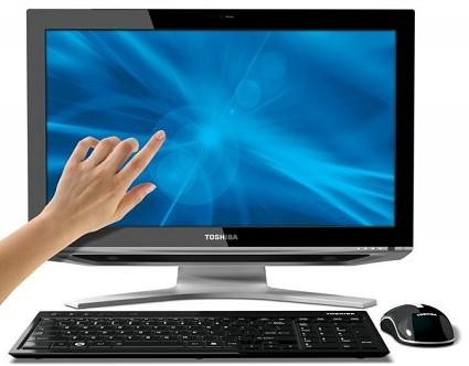 Toshiba DX1210-ST4N22 all-in-one pc: caratteristiche e prezzo sul ...