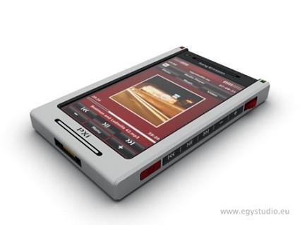 Trasformare il proprio cellulare in uno smarthphone touch screen con l'interfaccia e funzioni simili all'iPhone Apple.