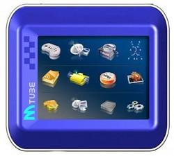 Computer da mettere in tasca per collegarsi ad internet e vedere video e tv. Interfaccia touch-screen, monitor VGA e comandi vocali: ?¿ lo MTube di Via.