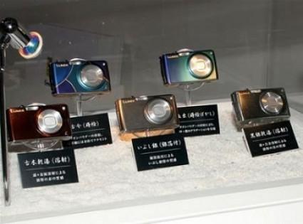 Nuove fotocamere digitali Lumix di Panasonic: foto hd da vedere in televisione inserendo semplicemente la memory card. Tutti i modelli 2008 a partire da 199 euro