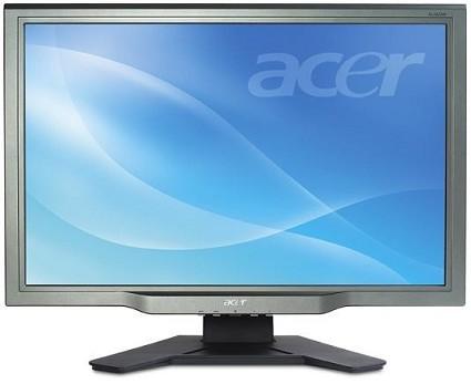 Monitor LCD Acer: AL2223W, AL2423W e AL2623W certificati per Windows Vista