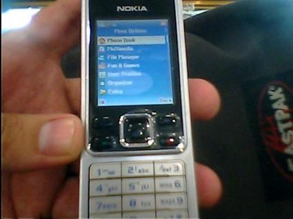 Cellulare Nokia Nokia 6300i per Voip e Wi-Fi. A differenza di altri smartphone il Voip Over Ip ?¿ inserito perfettamente, facile da usare e con tante funzioni. E il prezzo ?¿ di 175 euro molto pi?? basso di telefonini simili