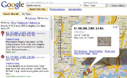 Google Maps: coordinate al servizio della produttività