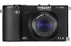 Nuova fotocamera compatta Samsung EX2F: caratteristiche tecniche