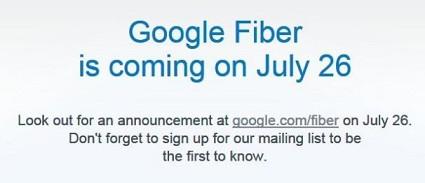 Google installa la fibra ottica: nelle case di Kansas City si viaggia su internet a 1Gps