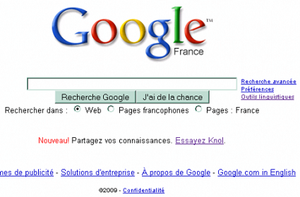 Google Francia costretto a censurare 'Torrent', 'Megaupload' e 'RapidShare'?