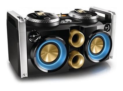 Diventa Dj con il mini system Philips FWP3200D per Apple iPhone e iPod
