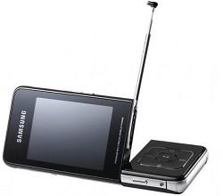 Cellulare Samsung SGH F510: da un lato c'?¿ la tv, dall'altro il telefonino UMTS