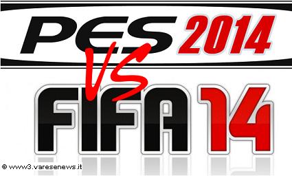 Pes 2015 e Fifa 15: ultime notizie