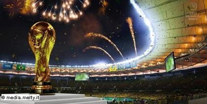 Fifa 15: anticipo con Mondiali FIFA Brasile 2014