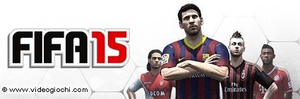 Fifa 15: novit?á e miglioramenti di gameplay e grafica