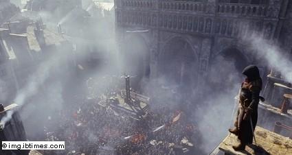 Assassin's Creed Unity e Comet: uscita e ultime notizie