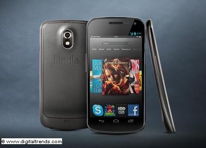 Amazon: a giugno presentazione nuovo smartphone 3D. Anticipazioni e prime caratteristiche tecniche