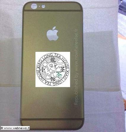IPhone 6: nuove indiscrezioni e prime foto scocca trapelate