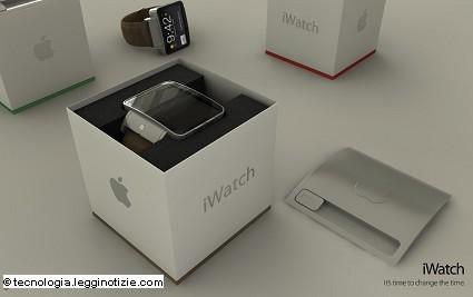 iWatch: pronto a debuttare il prossimo ottobre l'innovativo dispositivo Apple