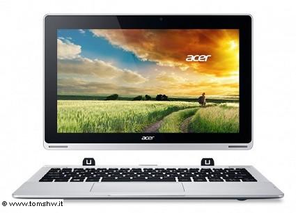 Acer Aspire Switch 11: nuovo tablet in vendita da ottobre a 399 euro. Le caratteristiche tecniche