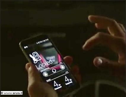 InBlue: nuova App che permette di aprire l'auto tramite smartphone