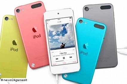 Apple iPod Touch 6G: innovazione, design e caratteristiche tecniche