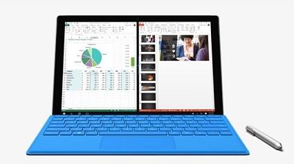Microsoft Surface Pro 4: caratteristiche tecniche ufficiali e prezzo