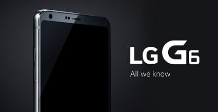 LG G6: nuovo smartphone con ricarica wireless. Le caratteristiche tecniche