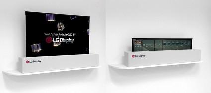 Ces di Las Vegas 2018: Lg svela prototipo tv Oled arrotolabile. Come funzionerebbe e prime indiscrezioni