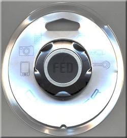 Caricabatterie universale FED charger: lettori mp3, fotocamere e videocamere digitali, cellulari caricabili con un unico dispositivo