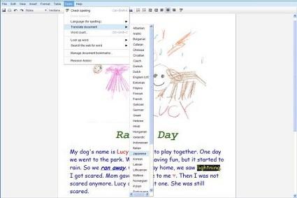 Google Docs: aggiornato il nuovo sistema di traduzione da oggi disponibile in 42 lingue. Come utilizzarlo
