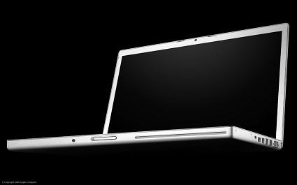 Nuovi MacBook Pro con processori Intel Core 2 Duo, 4 mega di memoria, schede grafiche potenziate e schermo LED-retroilluminato