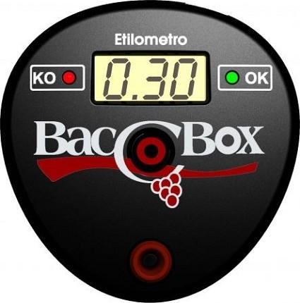 AvMap BaccoBox: nuovo etilometro portatile utile per calcolare il livello di alcol nel proprio organismo.