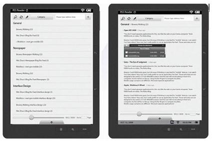 Nuovi e-reader Asus DR-950 e DR-570. Caratteristiche tecniche e dotazioni